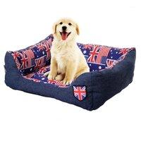 Camas para perros de mascotas para Larges Dog Puppy Sofá Manta Suministro Cojín Chihuahua Mat Regalos de invierno para Smal Cachorro 301