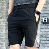 Jeep Shield Summer Nouveau Capris Casual Short Loose Sports Fashion Grand pantalon de plage