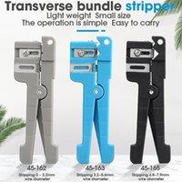 45-162 45-163 45-165 Faseroptisches Stripper / Optische Faser-Mantel-Stripper 45-163 Stripper / Optic Stripper / Cleaver / Slitter1
