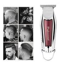 الشعر الكهربائية المقص الحلاق للرجال نمط أدوات الشعر المتقلب آلة القطع المهنية قاطع القاطع المحمولة اللاسلكي 1