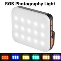 Photography Light RGB LED Light Photography Lamp Multi- Funct...