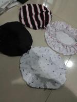 Sıcak Uyku Gece Bonnet Kap Durag Müslüman Caps 60 + Stil Kadınlar Streç Uyku Türban Şapka Ipeksi Bonnet Kemo Beanies Caps Kanser Şapkalar