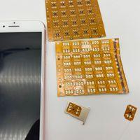 Neueste V30 GPPLTE GPP Gevey SIM-Turbo-SIM-ICCID Auto Entsperren für iPhone X, 8PLUS, 8,7PLUS, 7,5s iOS13 iOS14
