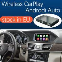 Wireless Carplay Interface für Mercedes Benz A B C E Klasse W176 W246 CLA GLA W204 W212 C207 CLS ML GL GLK SLK, mit Android Auto