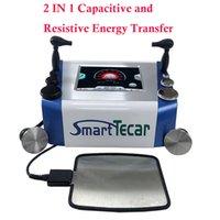 Machine de thérapie Tecar Portav pour pathologies aiguës et pathologies chroniques de la cheville Smart Tecar Therapy Machine de thérapie pour la douleur corporelle