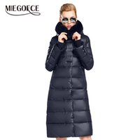 Miegofce kadın ceket ceket orta uzunlukta kadın parka tavşan kürk kış kalın ceket kadınlar yeni kış koleksiyonu sıcak 210202