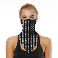 Máscara protectora da tampa Headset Máscaras de ouvido multi functiona Proteção scraf Ciclismo Máscara Moda Quick Dry Hairband Lenço Anti-fog Headwear EUA
