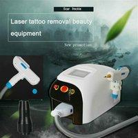 Corée du Pico Laser Portable Q Commutateur Nd Yag laser détatouage peau blanchissant traitement Pigmentation picoseconde machine laser de beauté