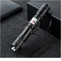 Tragbare grüne Laserzeiger High Power Multiple Muster Fokus Laser Sight Laserpointer Taschenlampe Jagdgrün L Qylprw