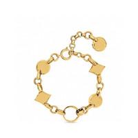 Braccialetti d'oro di modo popolare di modo di modo per la signora Design delle donne gioielli da sposa con la sposa con la scatola