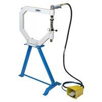 Strumenti pneumatici Desktop Air Hammer Plansing Acciaio inossidabile Shaper PPH-500 Shaper Machine con pedale
