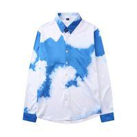 Tasarımcı Erkek Elbise Gömlek Moda Rahat Gömlek Markalar Erkekler Gömlek İlkbahar Sonbahar Slim Fit Gömlek Chemises de Marque Pour Hommes