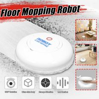 Automatic Intelligent Electric Vacuum Cleaner Quiet Floor Mopping Robot Smart Sweeping Robot for Home Carpet Marble