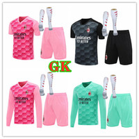 20 21 DonnaRumma ibrahimovic 골키퍼 축구 유니폼 Paqueta Bennacer Romagnoli Donnarumma 2020 2021 Theo Rebic GK Maillot 축구 셔츠