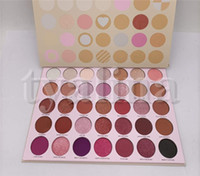 Face Makeup 35XO 35 Color eyeshadow palette Shimmer Matte Preseed eye shadow palette Powder