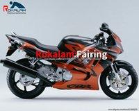 Sport Motorradverkleidung Kit für Honda Bodywork Parts CBR600 F3 CBR 600F3 CBR600F3 97 98 Cowling Orange Black Verenße 1997 1998