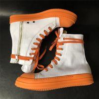 RO MENS BOOTS Casual lienzo hombres zapatillas informales zapatos de hombre de tamaño grande Moda 10 # 20 / 20d50