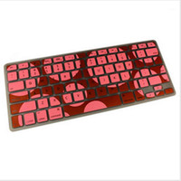 (10pcs) 다채로운 소프트 실리콘 키보드 커버 스킨 보호대 노트북 컴퓨터 케이스 스티커 1 커버