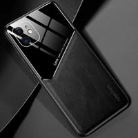 Galaxy S20 FE için iPhone 12 11 Mini Pro MAX XS XR 7 8 artı SE 2 deri mıknatıs durum için Telefon Kılıfı