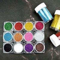Batom pó pó colorido diy labelo glitter pó material para diy lipgloss pigmento maquiagem ferramentas maquiagem
