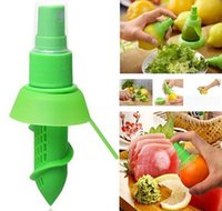 Accesorios de cocina Rociador de limón creativo Fruta Jugo Citrus Lima Juicer Spritzer Cocina Gadgets GO JLLLTIY FFSHOP2001