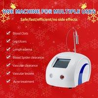 Bom venda Poderoso Casa / Salão / Clínica Uso Mini Spider Vein Remoção Máquina Vascular Remoção Profissional 980nm Medical Diodo Laser