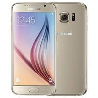 تم تجديده الأصلي Samsung Galaxy S6 G920F 5.1 بوصة Octa Core 3GB RAM 32 جيجابايت ROM 16.0MP 4G LTE الهاتف المحمول الذكي DHL 1PC