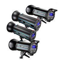 GODOX QS400II 400WS / QS600II 600WS / QS800II 800WS QS1200II 1200WS 2.4G Wireless X System Studio Strobe Flash Light Lighting1