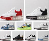 En Kaliteli 2021 Tasarımcı Espadrille Düz Flats Bayan Boy Ayakkabı Sneaker Erkek Kadın Platformu Ayakkabı Sepetleri Sneakers # 259
