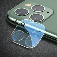Tela Camera 9H vidro temperado Protector for iPhone 12 11 pro Max Lens completa coveraged Guarda Ultra Thin Film