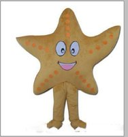 2019 Discount factory hot starfish Mascot Costume cartoon Fancy Dress Suit Cartoon Mascot
