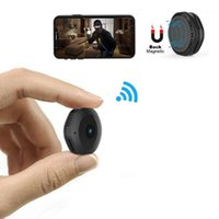 HD 1080P WIF MINI I كاميرا اللاسلكية المحمولة الأمن المنزلية الصغيرة سري كاميرا مع الحركة المنشط / للرؤية الليلية 1