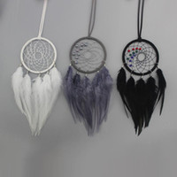 Dream Catcher Wind Chimes Handmade Dreamcatcher Feather Pend...
