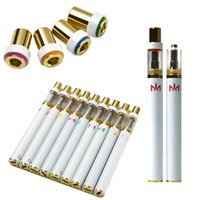 DIME Cartridge 0. 5ml disposable vape Pyrex Glass Tank Rechar...