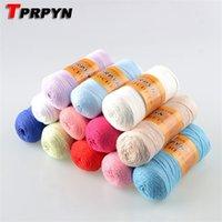 TPRPYN 1Pc = 90г летом хлопковой пряжи 5 # кружева для вязания Вязание Y13504 C1030