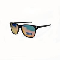 2020 Brand New Top Quality Sunglasses Metal Quadro Preto Lente Polarizada UV400 Esportes Eyewear Sun Óculos Wonmen Homens Fashion 9451 Óculos de sol