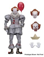 Neca Clown erinnern sich an es 3D BLUEBERY LUXUS LIXUS MOBILE LIMITED Version Puppenmodell