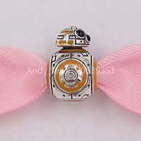 Authentic 925 Sterling Silver Beads Bb- 8 Charm Charms Fits E...