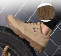 추진 드롭 배송 크기 35-45 공장 가격 안티 - 스매싱 캔버스 신발 남성과 여성 안티 자상 톱 스타일 통기성 캔버스 신발 Sneake