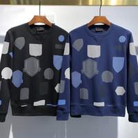 dsquared2 D2 DSQ Mens случайного свитер мужской моды спортивного стиль шея свитер осень и зима все-матч