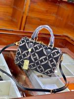 고품질 고급스러운 디자이너 가방 지갑 여자 패션 크로스 바디 가방 어깨 가방 미니 나노 스피디 체인 가방 먼지 가방