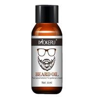 30 мл Органические Бороды Нефтепродукты Органические продукты против выпадения волос Природные бороды Рост масла для мужчин Борода