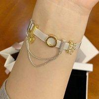 925 Sterlingsilber-Armband-Korn-Charme-Anhänger-Frauen-Armbänder Set Schmuck Geschenke Fit Marke Charms Silber 925 Ursprüngliche