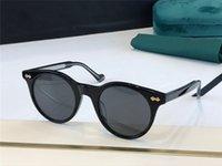 0736 nuevas gafas de sol damas marco de la placa de gama alta estilo oval de verano de alta calidad de imagen máxima rectangular protección UV-400 viene con una caja.