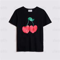 21ss New Femmes Designers T-shirts T-shirts T-shirts Lettre de mode Impression à manches courtes Lady Tees Luxe Femmes Casual Vêtements 2021 Vêtements
