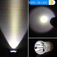 LED 손전등 전구 교체 1000 루멘 26.5mm 반사경 휴대용 조명 액세서리 확실한위한 P60 6P C2 D2 G2 Z2 램프 Y200727