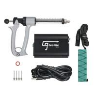 GreenLlightVapes G9 Carrelli Macchina di riempimento Semi Automatico Pistola di riempimento iniezione per 0,5 ml 1ml Cartuccia olio spessa da 1ml