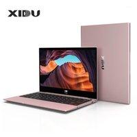 XIDU TOUR PRO LAPTOP 12.5 بوصة Intel 3867U ثنائي النواة ارتفع الذهب دفتر 8GB RAM 128GB ROM الكمبيوتر خفيفة الوزن لرجال الأعمال 1