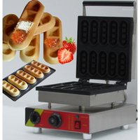 Brotmacher 2021 Design Mini kommerziellen Waffel-Stick Maker Lolly Eiermaschine1