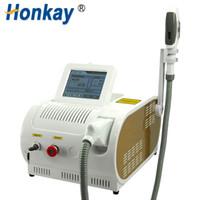 Nueva Máquina de depilación láser de moda Máquina de depilación Permanente SHR Opt IPL Removedor de cabello Piel Rejuvenecimiento Pigmento Terapia de acné Terapia Salón